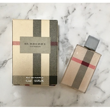 Burberry London Eau De Parfum EDP Sample 4.5ml
