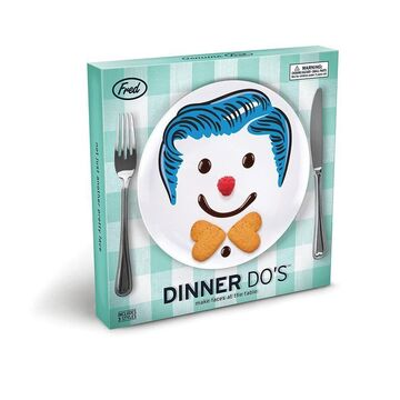 Dinner Do's Boys Plate (3 Pieces Set)