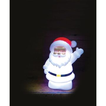 IS Gift Illuminate Santa Claus LED Light