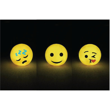 IS Gift Illuminate Emoticon LED Night Light