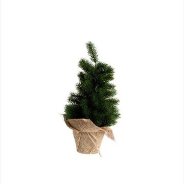 Mini Evergreen Needle Pine Christmas Tree 38cm
