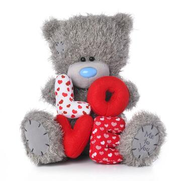 "Me to You 10"" Love Letters Bear"