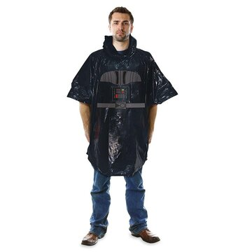 Darth Vader - Star Wars Poncho - One Size