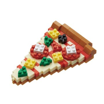 Nanoblock NBC_244 Pizza