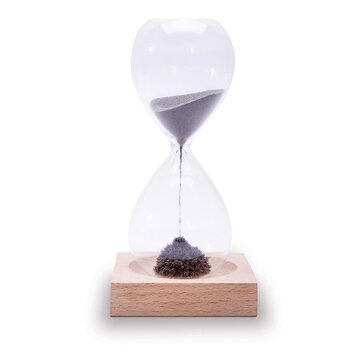 Sands Of Time Magnetic Hourglass