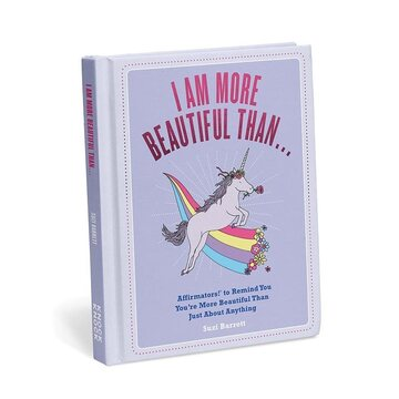 Affirmators! Book I Am More Beautiful Than