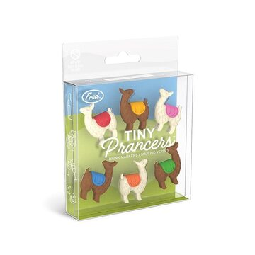 Tiny Prancers - Llama Drink Markers (set of 6)