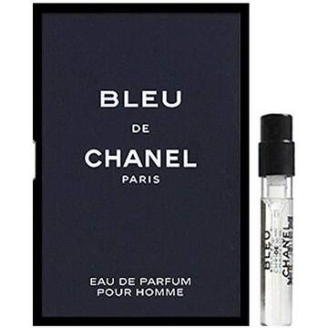 BLEU DE CHANEL PARIS Eau De Perfume 2ml Sample Size