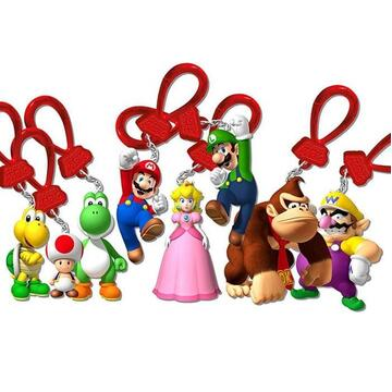 Nintendo Backpack Buddies Series 2 Super Mario Blind Bag