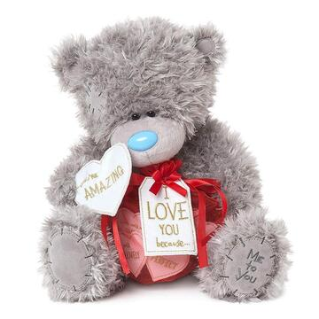 "Me To You Tatty Teddy 12"" Love Notes Bear"