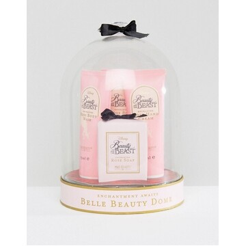 Beauty and the Beast Dome Beauty Set