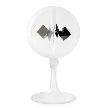 IS Gift Crookes Radiometer - Observe the Power of Sun