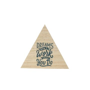 Blockwords Triangle Dreams