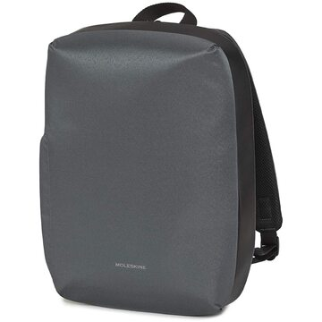 "Moleskine Notebook Backpack Collection 15"" Backpack Grey"